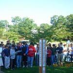 2007 peace pole dedication