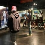 Sobering displays and fun lessons on pop culture at the National Museum of African-American History and Culture